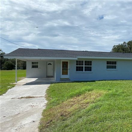 Rent this 4 bed house on 1539 Bobolink St in Zephyrhills, FL