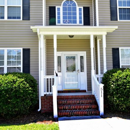 Rent this 4 bed house on N Rock Creek Dr in Jacksonville, NC