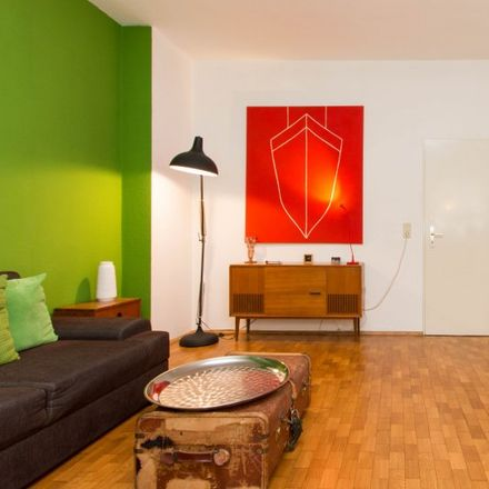 Rent this 1 bed apartment on Ohlauer Straße 5 - 11 in 10999 Berlin, Germany