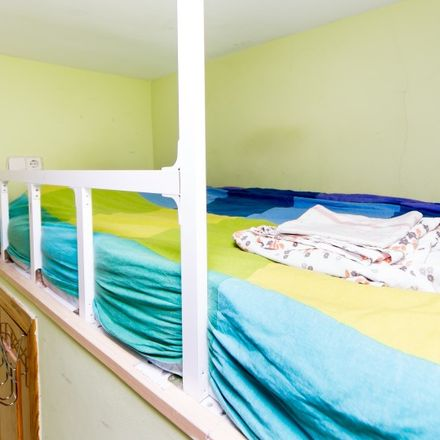 Rent this 5 bed apartment on Hostal Zamorán in Calle de Fuencarral, 18