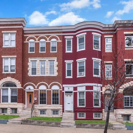 Rent this 4 bed townhouse on 1834 West Baltimore Street in Baltimore, MD 21223