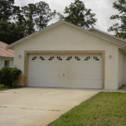 Rent this 3 bed apartment on Old Aia in Palm Coast, FL