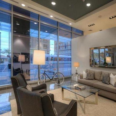 Rent this 1 bed condo on Hotel Palomar Phoenix - a Kimpton Hotel in 2 East Jefferson Street, Phoenix