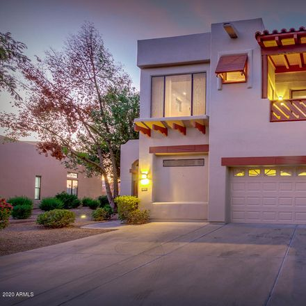 Rent this 3 bed townhouse on 333 North Pennington Drive in Chandler, AZ 85224