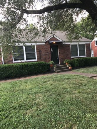 Rent this 1 bed duplex on Kendall Drive in Nashville, TN 37209