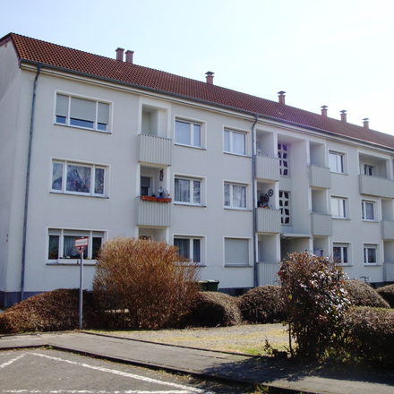 Rent this 1 bed apartment on Großstraße 16 in 53842 Troisdorf, Germany