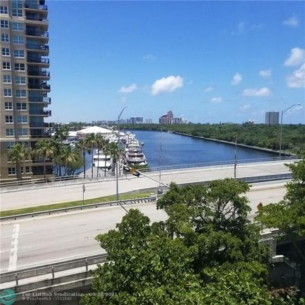 Rent this 1 bed house on Water Taxi Stop - Gallery ONE Guest Suites in 2670 East Sunrise Boulevard, Fort Lauderdale