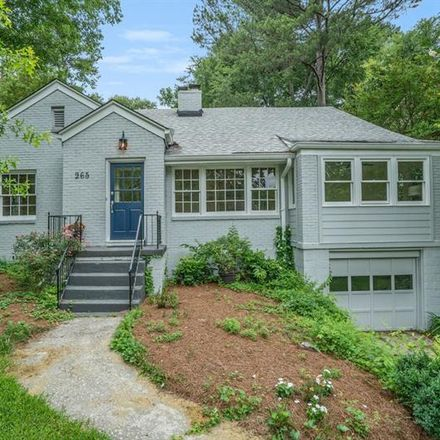 Rent this 4 bed house on 265 Mount Vernon Drive in Decatur, GA 30030