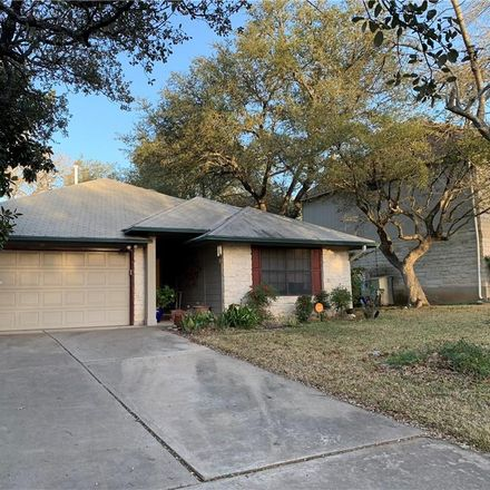 Rent this 3 bed house on 2609 Beechnut Trce in Cedar Park, TX