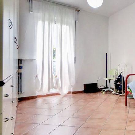 Rent this 2 bed room on Via Antonio Cechov in 20151 Milan Milan, Italy