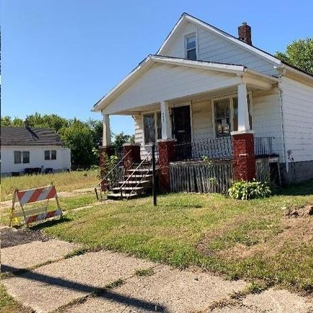 Rent this 2 bed house on 8703 Prairie Street in Detroit, MI 48204