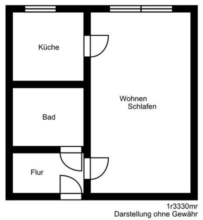 Rent this 1 bed apartment on An der Rüsternbreite 28 in 06366 Köthen, Germany