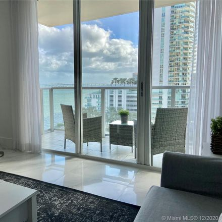 Rent this 2 bed apartment on Miami in FL, US
