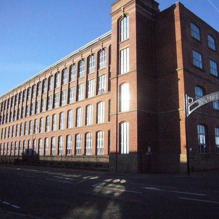 Rent this 2 bed apartment on Centenary Mill in New Hall Lane, Preston PR1 5NX
