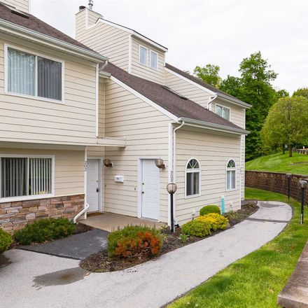 Rent this 2 bed condo on 203 Crystal Hill Lane in Poughkeepsie, NY 12603