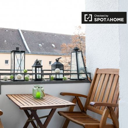 Rent this 1 bed apartment on Thomasstraße 49 in 12053 Berlin, Germany