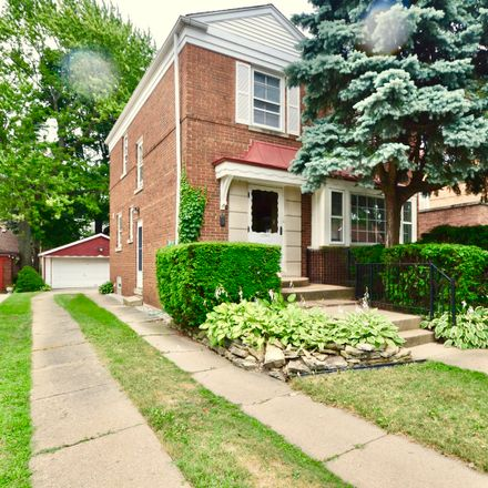 Rent this 3 bed house on 9611 South Oakley Avenue in Chicago, IL 60643