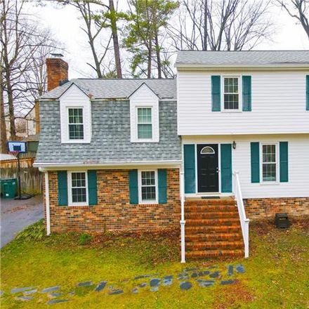 Rent this 4 bed house on 8706 Traditional Court in Henrico County, VA 23294