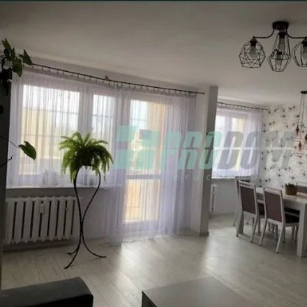 Rent this 3 bed apartment on Ludowa 13e in 41-300 Dąbrowa Górnicza, Poland