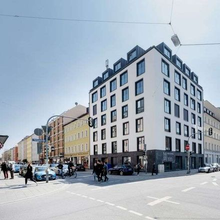 Rent this 1 bed apartment on Theresienstraße 35 in 80333 Munich, Germany