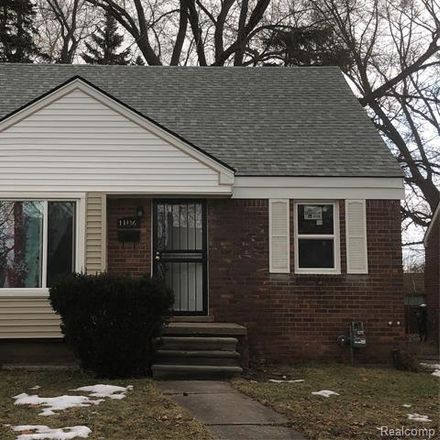 Rent this 3 bed house on 11416 Pierson Street in Detroit, MI 48228