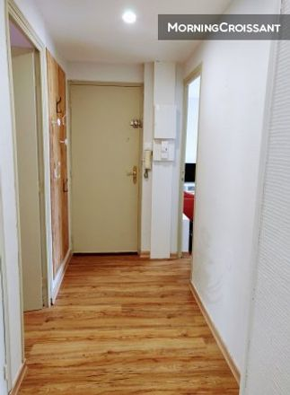 Rent this 1 bed room on 119 Avenue Jean Perrot in 38100 Grenoble, France