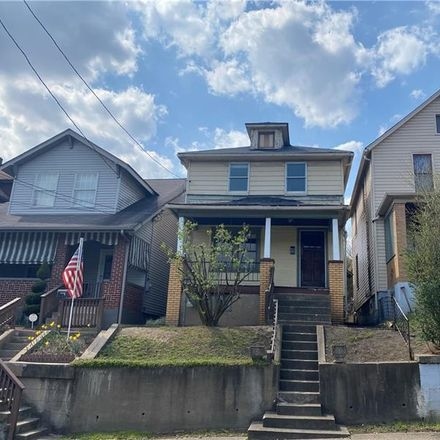 Rent this 3 bed house on 824 Vermont Avenue in Glassport, PA 15045