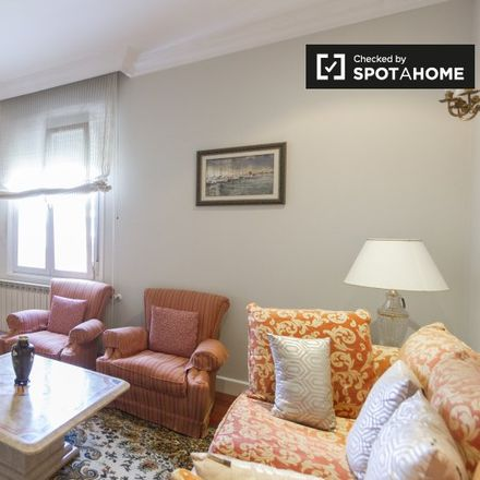 Rent this 2 bed apartment on Avenida de Alfonso XIII in 28001 Madrid, Spain