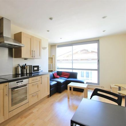 Rent this 1 bed apartment on Broughton House in Holly Street, Sheffield S1 4EX