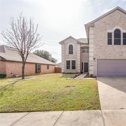 Rent this 4 bed house on 316 Benton Drive in Roanoke, TX 76262