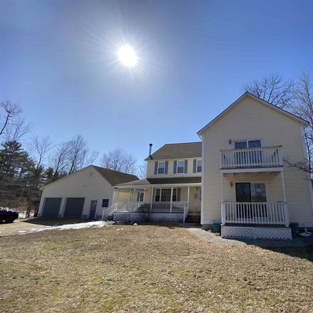 Rent this 3 bed house on 81 Agony Hill Road in Andover, NH 03216