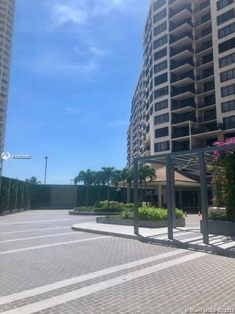 Rent this 1 bed condo on Brickell Key II in 540 Brickell Key Drive, Miami