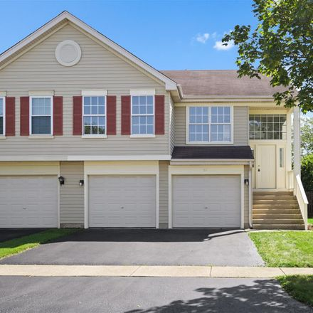 Rent this 3 bed duplex on 67 Seton Creek Drive in Oswego, IL 60543
