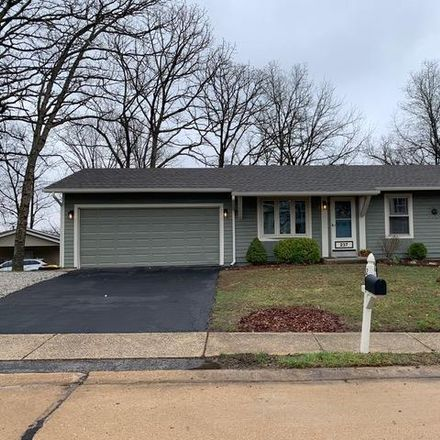 Rent this 3 bed house on 237 Crescent Avenue in Valley Park, MO 63088