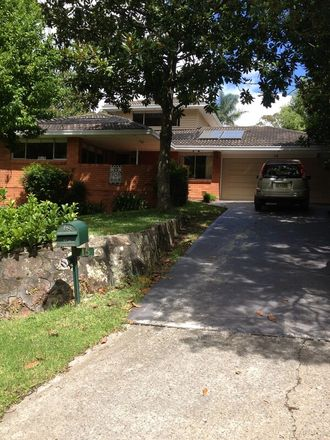 Rent this 3 bed apartment on Tamar Place in North Wahroonga NSW 2076, Australia