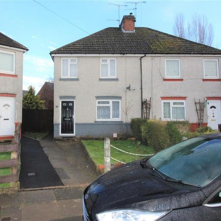 Rent this 3 bed house on 66 Queen Margaret's Road in Coventry CV4 8FW, United Kingdom