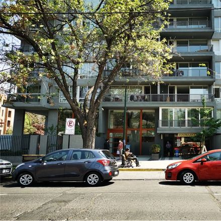 Rent this 2 bed apartment on Los Jardines 65 in 775 0000 Ñuñoa, Chile