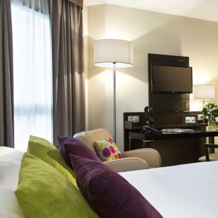 Rent this 1 bed apartment on 75 b Avenue Parmentier in 75011 Paris 11e Arrondissement, France
