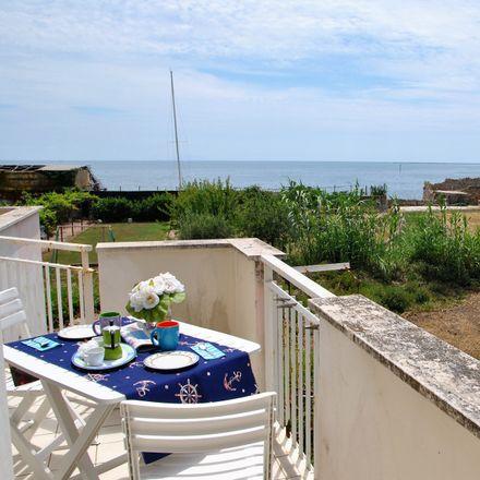 Rent this 2 bed apartment on Largo della Marina in Via T. Costa, 04023 Formia LT