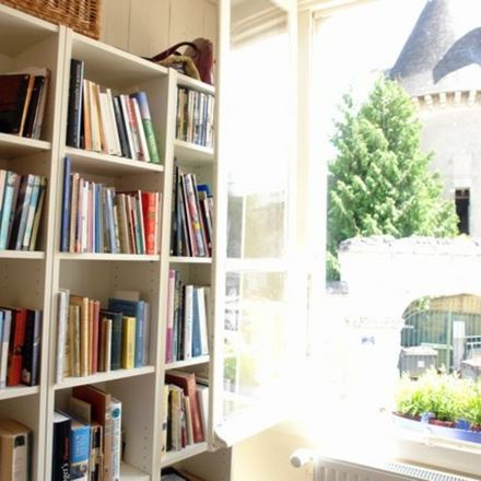 Rent this 1 bed house on Pontlevoy in CENTRE-LOIRE VALLEY, FR