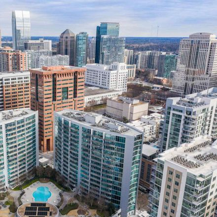 Rent this 1 bed condo on Peachtree St in Atlanta, GA