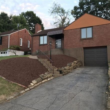 Rent this 2 bed house on 5122 Fieldcrest Drive in Whitehall, PA 15236