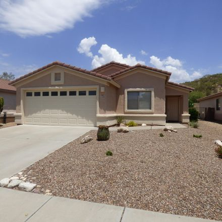 Rent this 3 bed house on 11328 North Flat Granite Drive in Oro Valley, AZ 85737