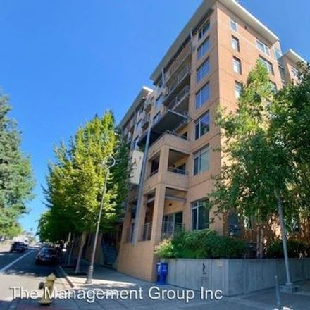Rent this 1 bed apartment on Park 'n Go in West 7th Street, Vancouver