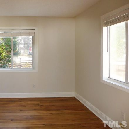 Rent this 3 bed duplex on 202 High Street in Carrboro, NC 27510