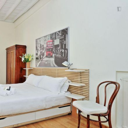 Rent this 1 bed apartment on Il Brigantino in Via di San Martino ai Monti, 50