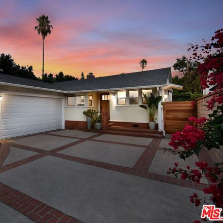 Rent this 3 bed house on Ventura Canyon Ave in Van Nuys, CA