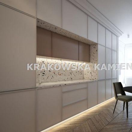 Rent this 1 bed apartment on Świętego Filipa 13 in 31-150 Krakow, Poland