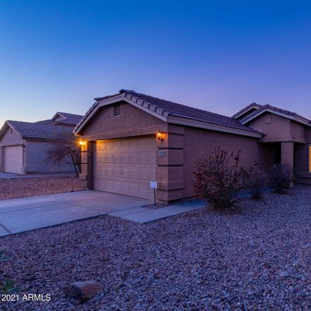 Rent this 3 bed house on 22620 West Adams Drive in Buckeye, AZ 85326