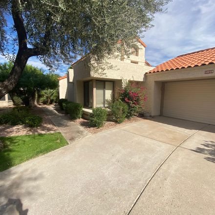 Rent this 3 bed house on 10060 East San Bernardo Drive in Scottsdale, AZ 85258